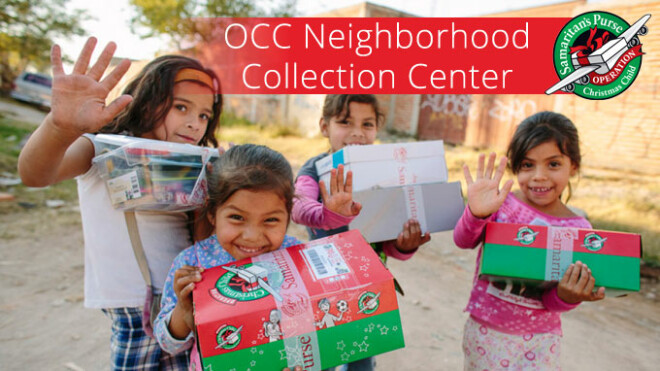 OCC Neighborhood Collection Center (click for daily schedule)